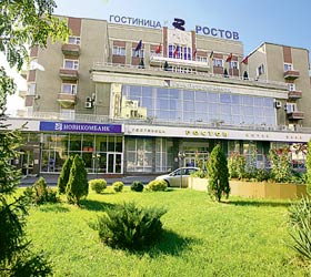 Hotel Rostov *** in Rostov-am -Don