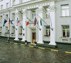 Hotel Domina Inn City ***+ in Tallinn