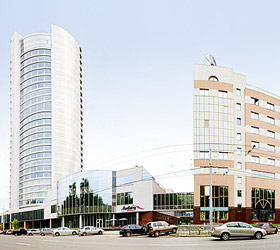 Hotel Panorama Apartment & Business Hotel ****- in Ekaterinburg