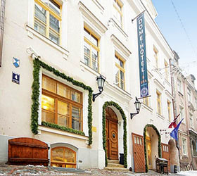 Hotel Dome Hotel & Spa ****+ in Riga