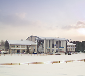 Hotel Sport-Hotel of the Biathlon Academy *** in Krasnoyarsk