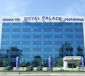 Hotel Royal Palce ****- in Almaty