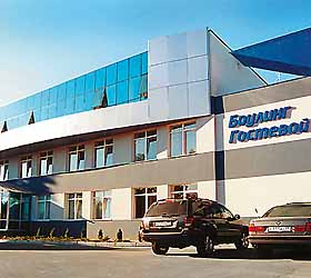 Hotel Guest House Olimpic *** in Kaliningrad