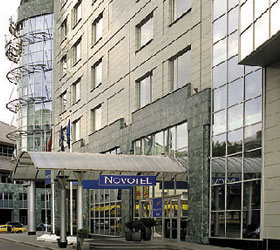 Hotel Novotel Moscow Centre **** in Moskau