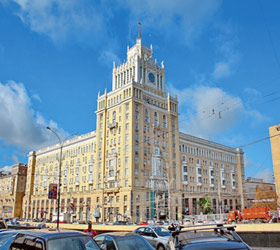 Hotel Peking ***+ in Moskau