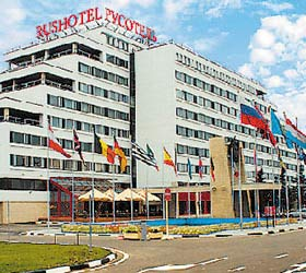 Hotel Rushotel *** in Moskau