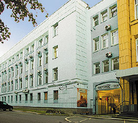 Hotel Nautilus Inn *** in Sankt Petersburg