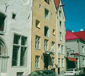 Hotel (The) Three Sisters ****+ in Tallinn
