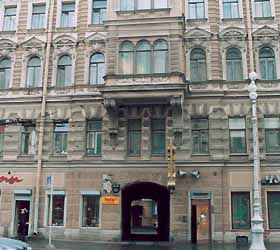 Hotel Rinaldi on 105 Nevsky ***- in Sankt Petersburg