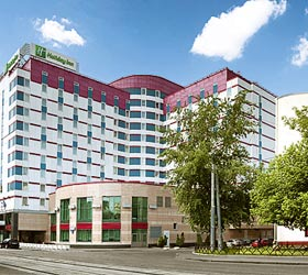 Hotel Holiday Inn Moskau Lesnaya ****- in Moskau