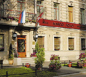 Hotel Marco Polo Saint-Petersburg ***+ in Sankt Petersburg