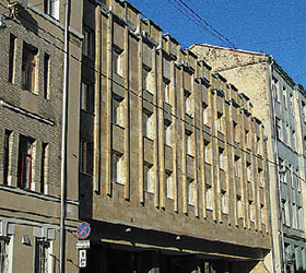 Hotel Melody (former Tbilisi Guest House) *** in Moskau