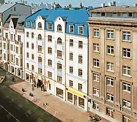 Hotel Domina Inn Riga ****- in Riga