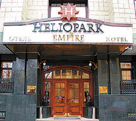 Hotel Heliopark Empire ***+ in Moskau