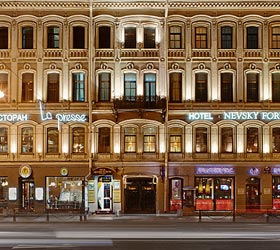 Hotel Nevsky Forum ****- in Sankt Petersburg