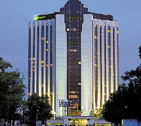 Hotel Holiday Inn Moskau Sokolniki **** in Moskau