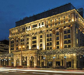Hotel (The) Ritz-Carlton Moskau *****+ in Moskau