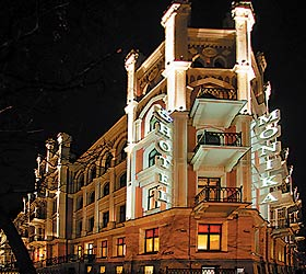 Hotel Monika Centrum Hotel ****- in Riga