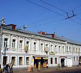Hotel By the Golden Gate *** in Vladimir