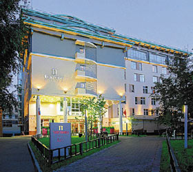 Hotel Pokrovka Suite Hotel *****- in Moskau