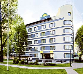 Hotel Europa City Riga ***- in Riga
