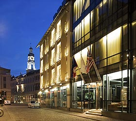Hotel Royal Square Hotel & Suites **** in Riga