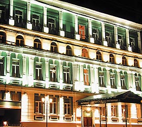 Hotel Hermitage ***+ in Rostov-am -Don