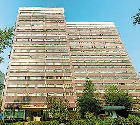 Hotel Metallurg ***- in Moskau