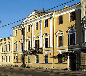 Hotel Happy Pushkin *** in Sankt Petersburg