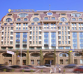 Hotel InterContinental Kyiv *****- in Kiew