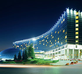 Hotel Renaissance Moscow Olympic Hotel ****+ in Moskau