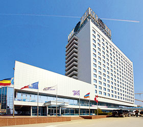 Hotel Congress-Hotel Don-Plaza ****- in Rostov-am -Don