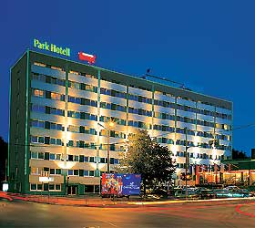 Hotel Reval Park Hotel and Casino ****- in Tallinn